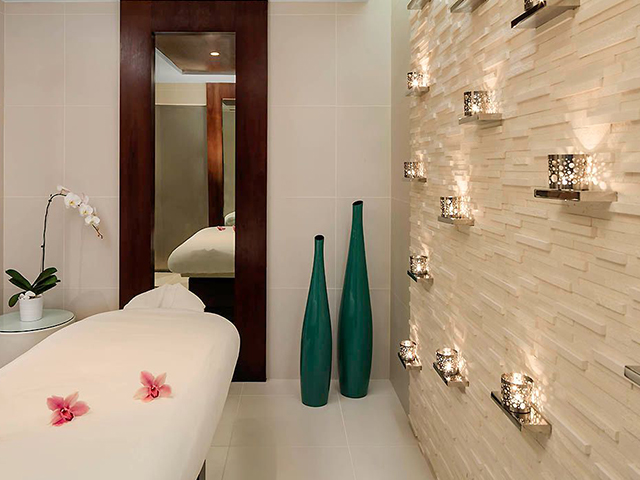 A glimpse of serenity at Soma Spa at Pullman Dubai City Centre Deira Hotel