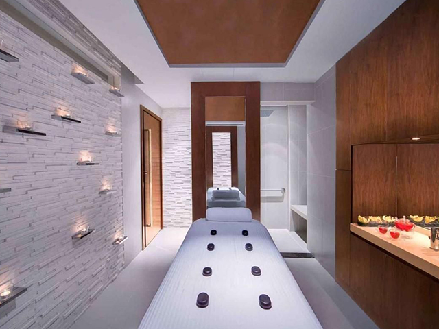 Inside Soma Spa at Pullman Dubai City Centre Deira Hotel