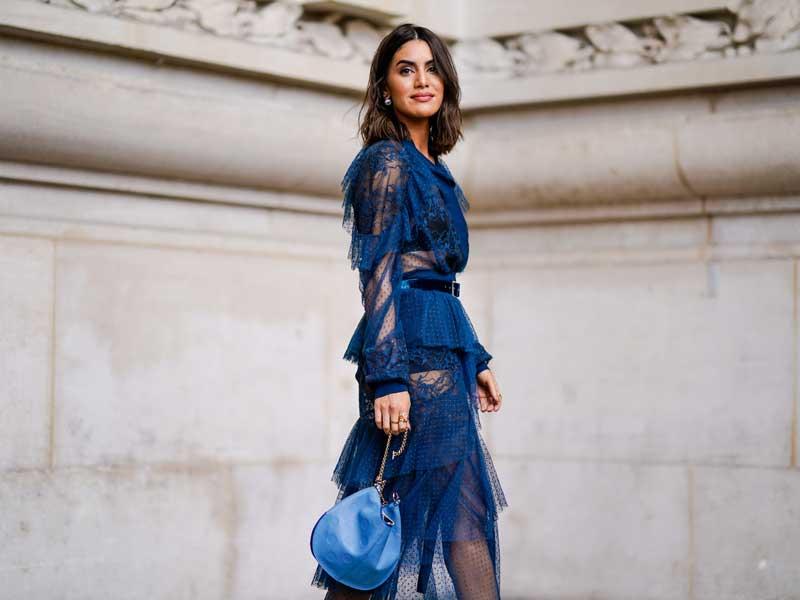 bbf3cfe17 تفردي بإطلالتك مع مختاراتنا من الفساتين الرائعة