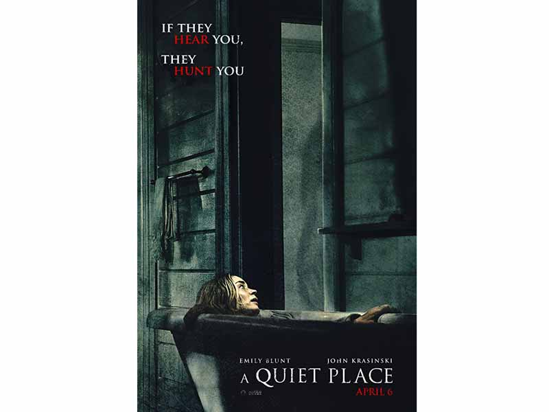 Watch A Quiet Place at VOX Cinemas in Dubai