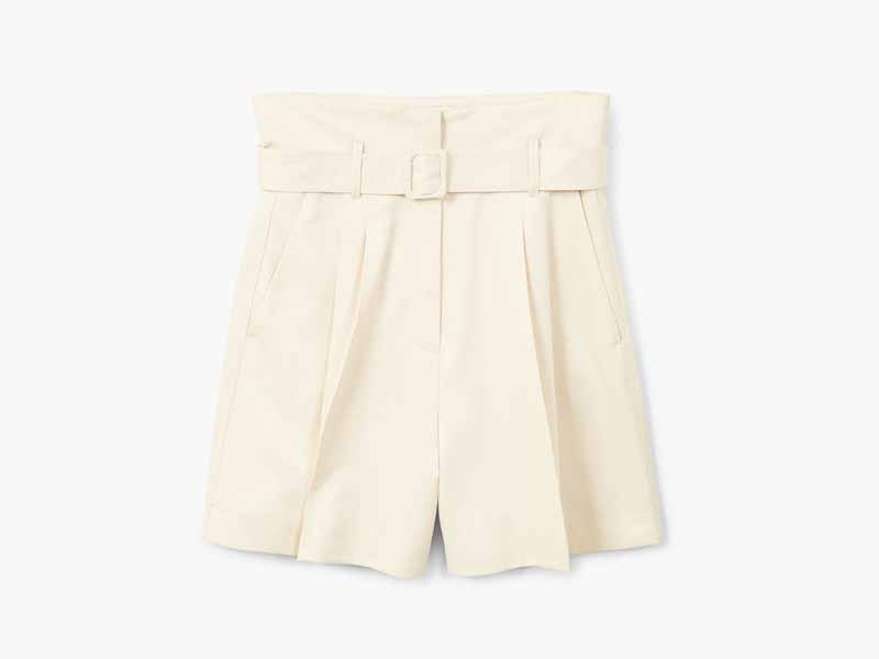 Mango's Belted shorts Middle East