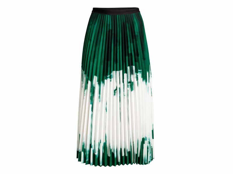 Pleated skirt by H&M Deira