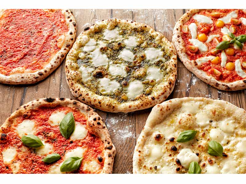 Eat 800 Degrees Neapolitan Pizza in Dubai