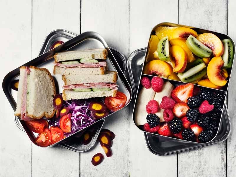 Shop healthy lunchbox bites at Carrefour Supermarket