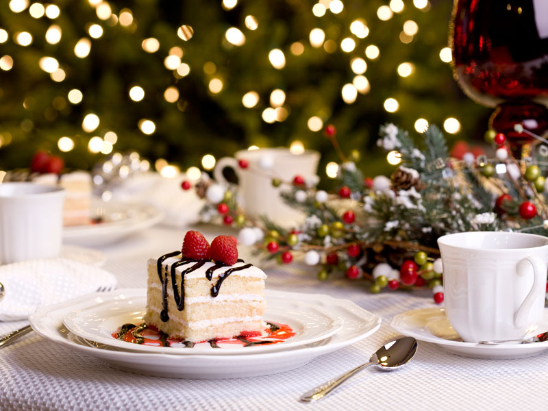 The best restaurants in Dubai and the MENA region for Christmas