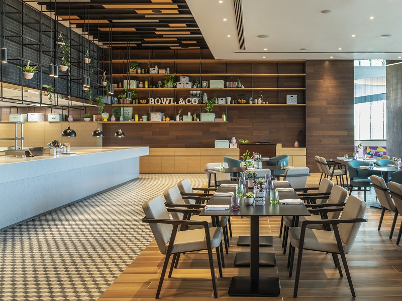 The Canteen at aloft Hotel City Centre Deira, Dubai
