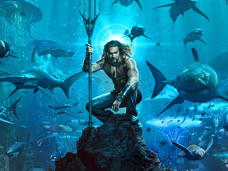 Watch Aquaman at VOX Cinemas across the Middle East