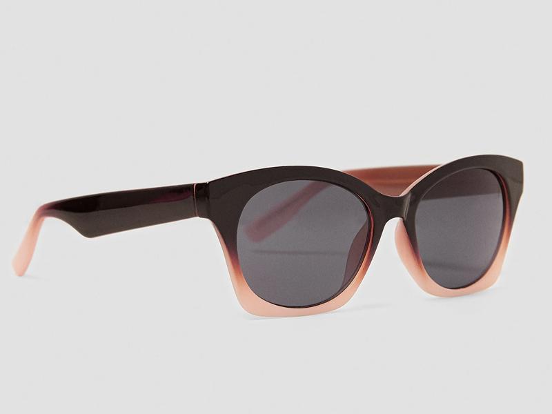 3acd09abb نظارة عصرية، من زارا في مول الإمارات ومراكز سيتي سنتر للتسوق