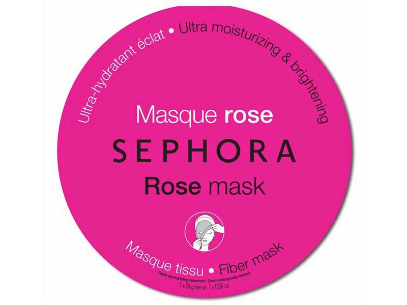 Sheet masks by Sephora Dubai available at Mall of the Emirates