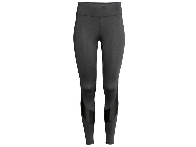 2d84dc2a59d197 Black leggings by H&M available at Mall of the Emirates and City Centres