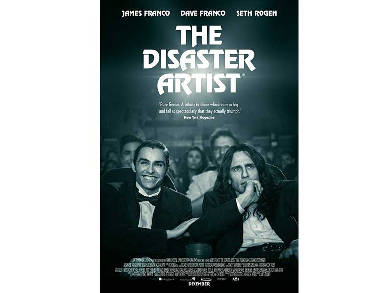 The Disaster Artist is now showing at VOX Cinemas in Mall of the Emirates and City Centres
