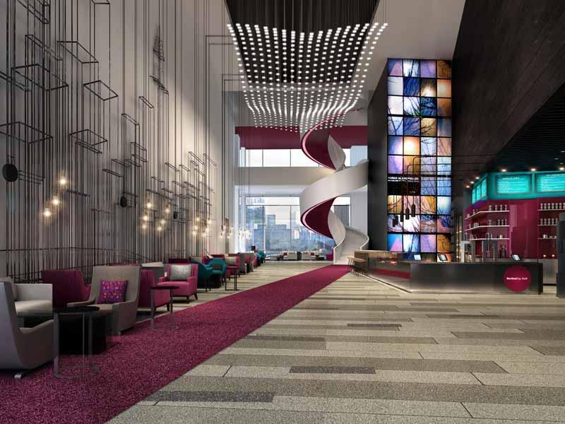 e857f5792 فندق جديد في دبي بغرف مستوحاة من الأفلام