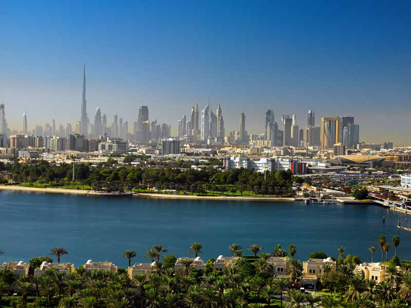 Unbeatable views of Dubai at Aloft Hotel
