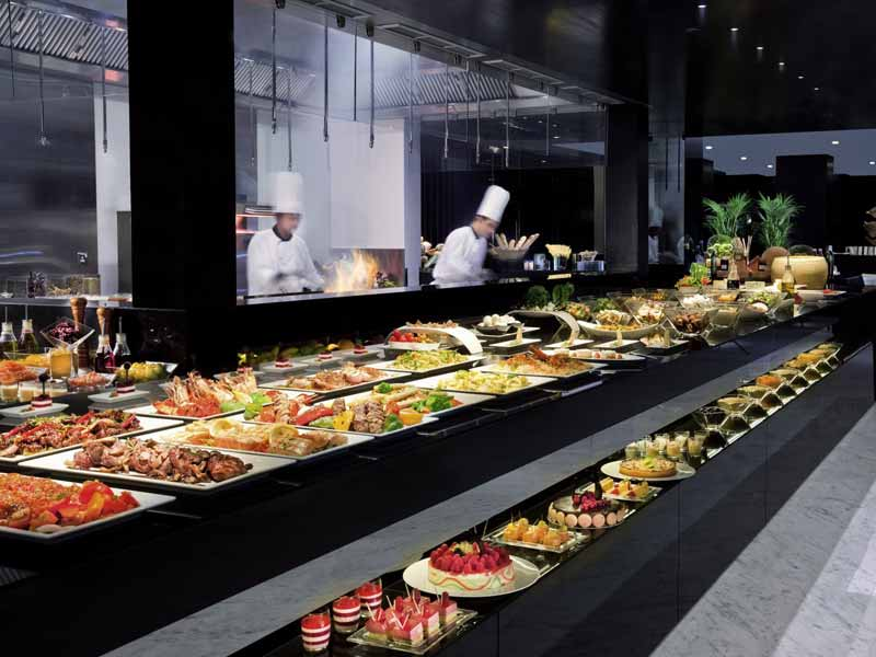 Medley restaurant in UAE