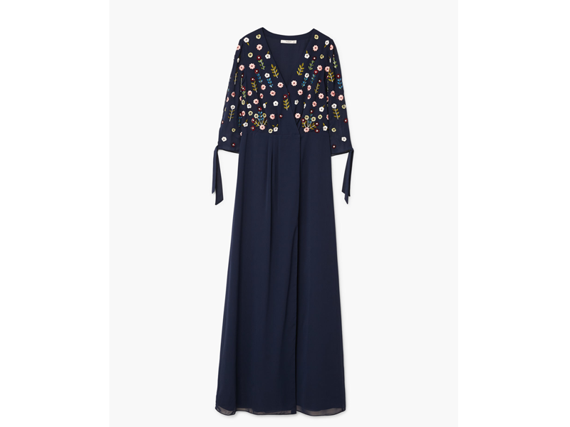 e9de81f18e Embellished navy dress by Mango available at Mall of the Emirates and City  Centres