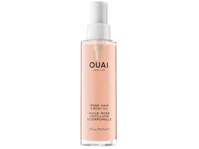 Sephora's Ouai Rose Hair & Body Oil Dubai