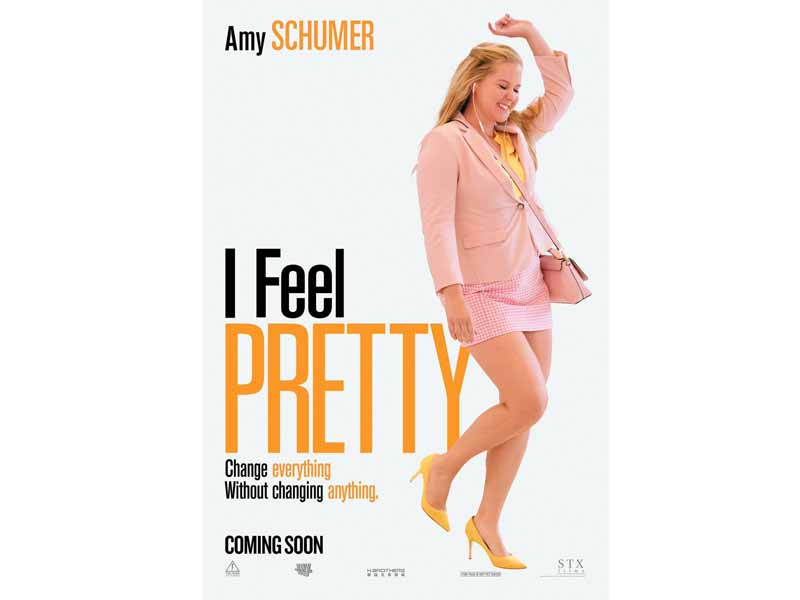 Watch Amy Schumer's I Feel Pretty at VOX Cinemas in Dubai