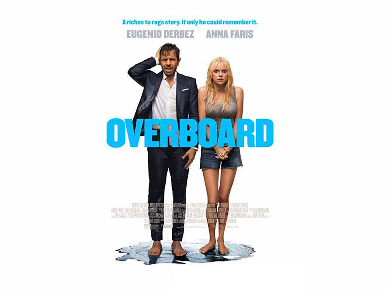 Watch Hollywood movie Overboard at VOX Cinemas in Dubai