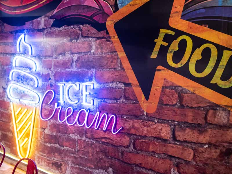 Expect epic street food at INDOORS in City Centre Deira