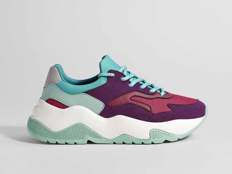 8b3dc85d04348 حذاء رياضي بألوان متعددة، من بيرشكا، في مول الإمارات ومول مصر ومراكز سيتي  سنتر