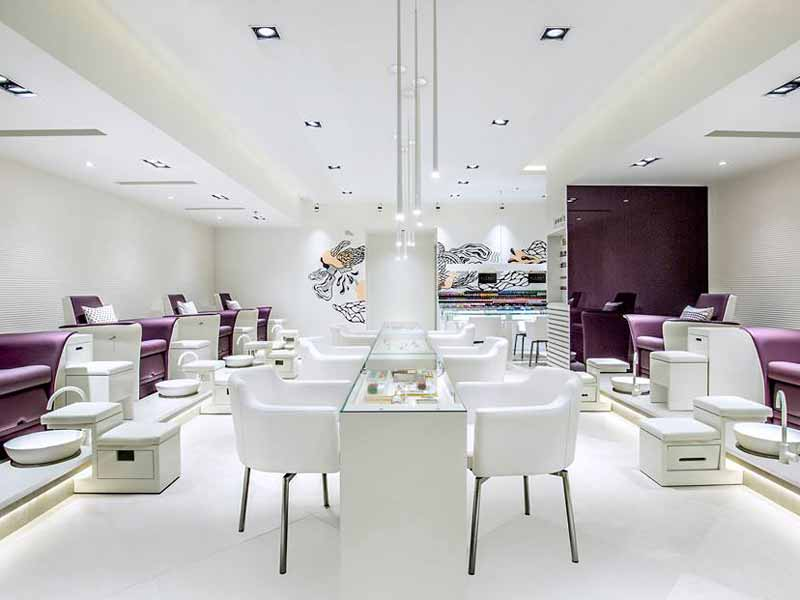 The Nail Spa in Dubai