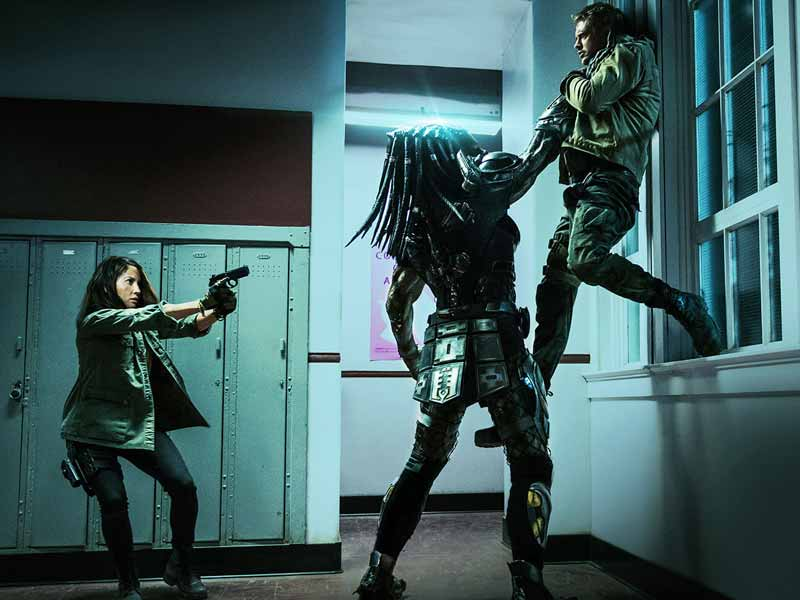 Watch The Predator at VOX Cinemas across the Middle East