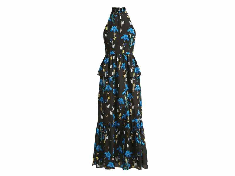 286ee16b8002e فستان مطبَّع بالزهور، تصميم بورجو دو نوار لدى بوتيك 1، مول الإمارات