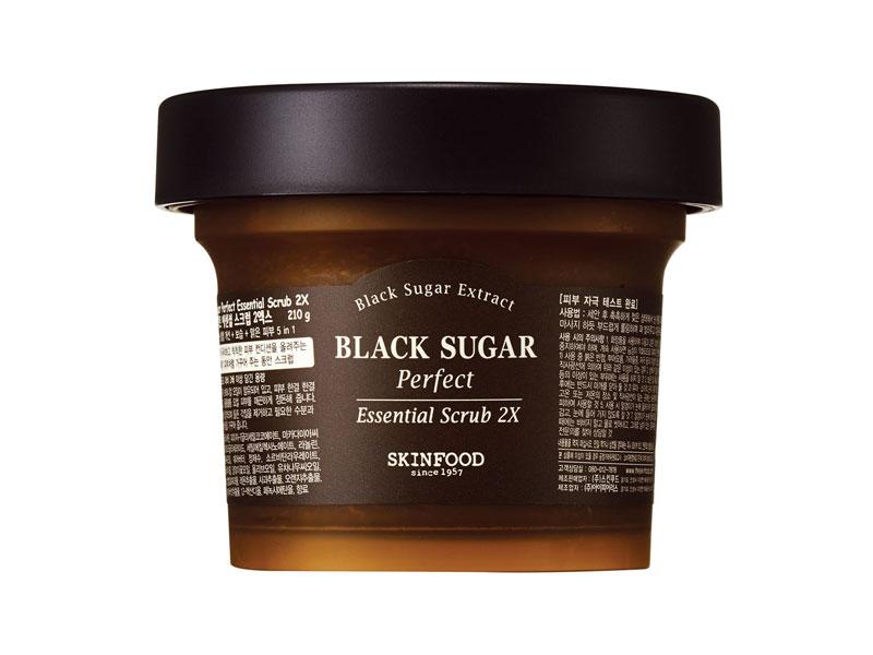 5f44ea9b38a2b بلاك شوغر (السكر الأسود) ، من علامة سكِن فوود، في سيفورا