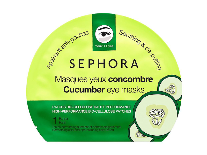 Cucumber Eye Mask by Sephora Collection at City Centre Deira