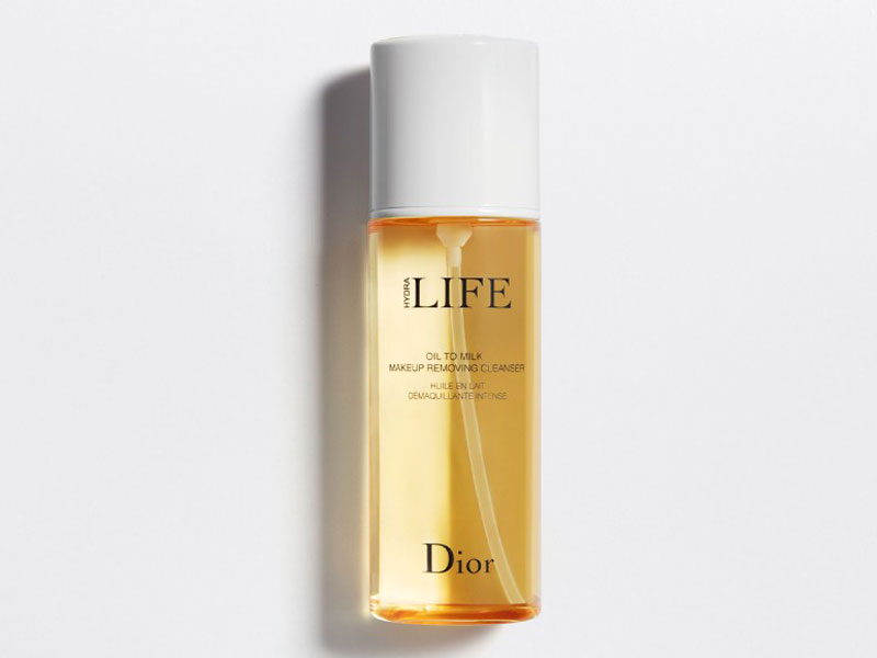 Dior Oil Cleanser at Harvey Nichols Dubai, in Mall of the Emirates