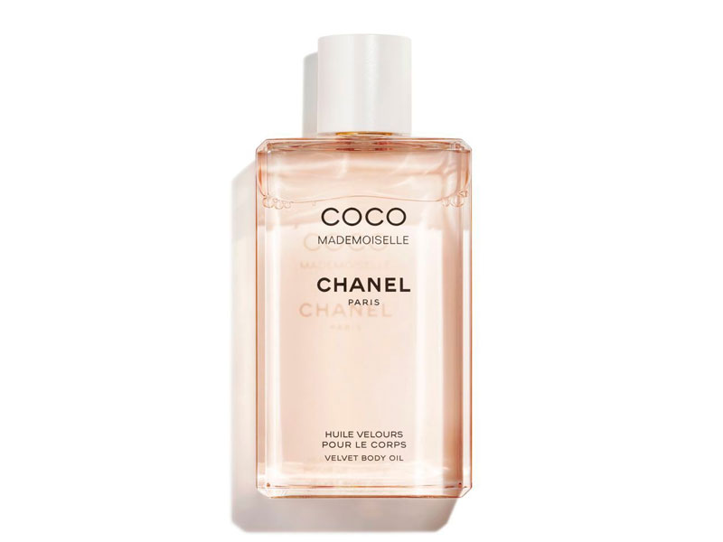 Chanel Coco Mademoiselle Oil at Harvey Nichol's Dubai, in Mall of the Emirates