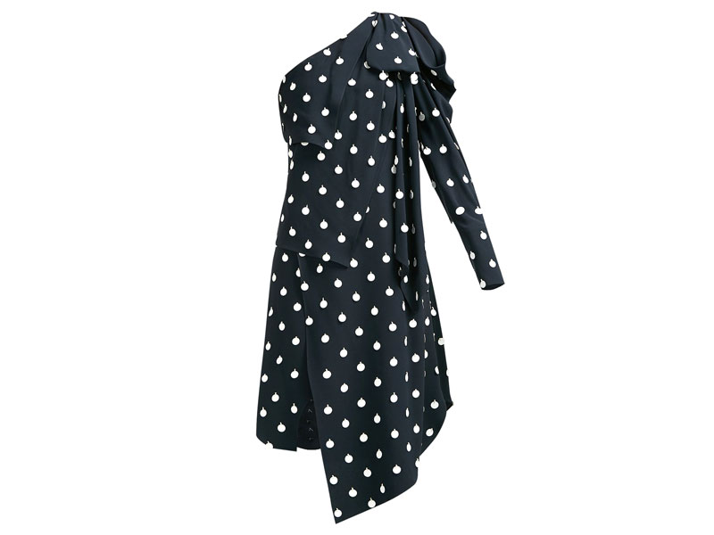 135efa808 فستان منقط من مونسيه، في بوتيك 1، بمول الإمارات ومراكز سيتي سنتر للتسوق