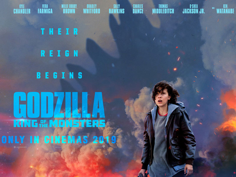 Where to watch Godzilla and other new movies at VOX Cinemas Dubai