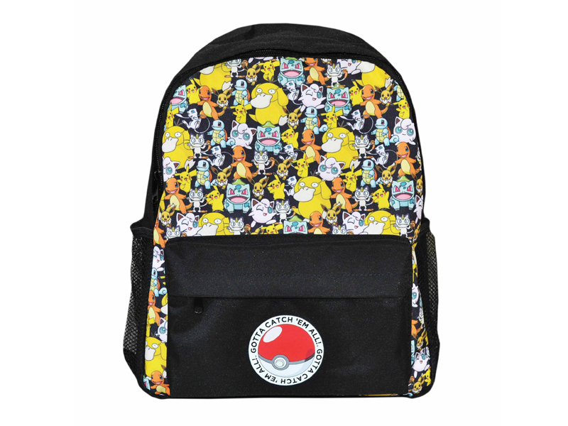 Pokémon printed boy's backpack from Virgin Megastores at City Centre Deira