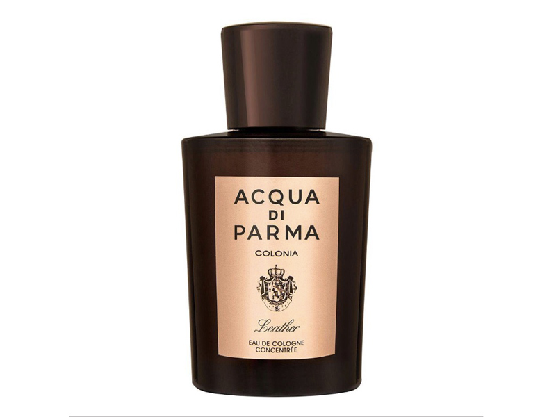 Acqua di Parma Colonia Leather Eau De Cologne Concentrée, available at Sephora, City Centre Deira