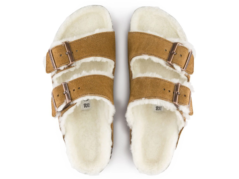 Arizona sandals by Birkenstock, available at City Centre Deira
