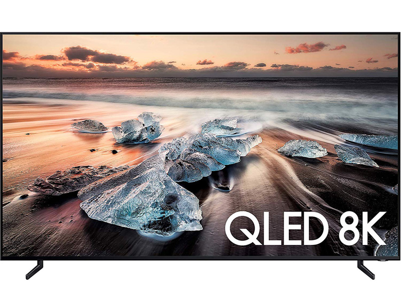 Samsung QLED 8K TV from Carrefour, available at City Centre Deira