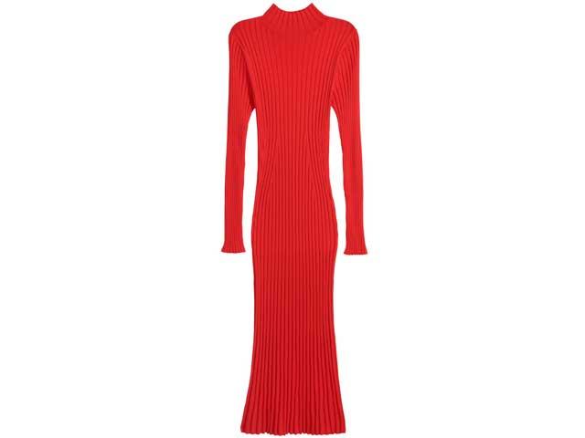 28e47cb82 فستان أحمر من متجر اتش آند ام، متوفر في مراكز تسوق سيتي سنتر