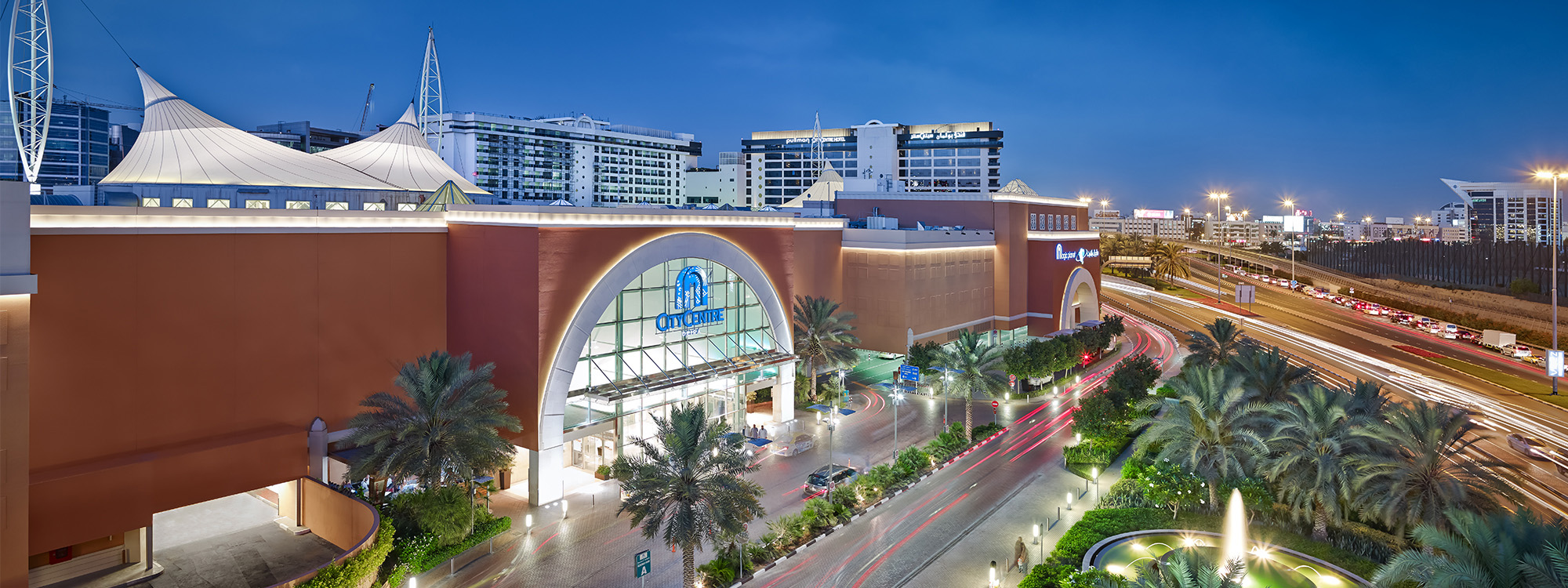 Enjoy Shopping Magic Planet Cinemas City Centre Deira
