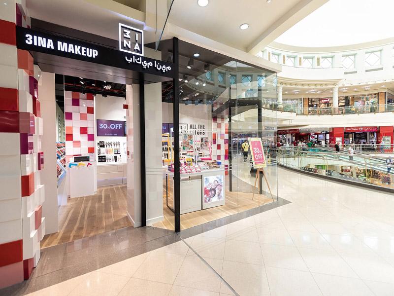 Shopping's never been better, City Centre Deira